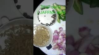 JAFFNA style dhall curry - by eatwell cookwell