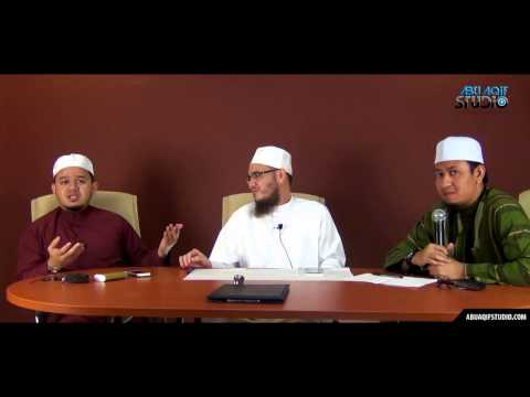 I Want to Touch a Dog - Syariat Zaman Nabi Musa Boleh Mandi Telanjang