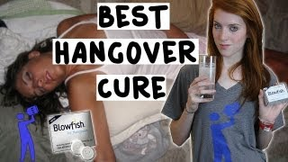 getlinkyoutube.com-The Best Hangover Cure Ever! - Tipsy Bartender