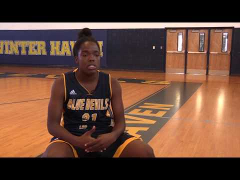 Athlete Spotlight: Melissa Sam from Winter Haven High School