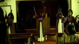 getlinkyoutube.com-Grateful Praise Dance by Inmotion