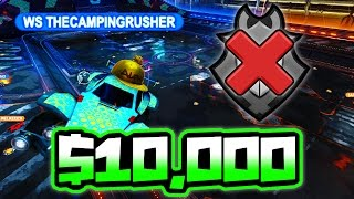 "$10 000 ""NO PROS ALLOWED"" TOURNAMENT IN ROCKET LEAGUE!!"