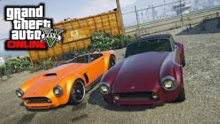 getlinkyoutube.com-GTA 5 PS4 - Declasse Mamba Car Showcase $995,000 (GTA V DLC)