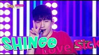 getlinkyoutube.com-[HOT] SHINee - Love Sick, 샤이니 - 러브 시크, Show Music core 20150620