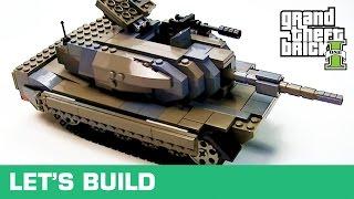 LEGO - Let's Build - PANZER