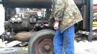getlinkyoutube.com-Junkers Freikolbenkompressor Start