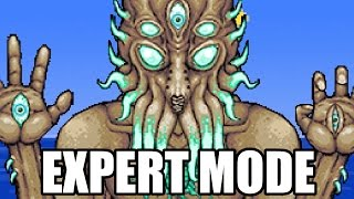 getlinkyoutube.com-EXPERT MODE MOON LORD BOSS || Terraria 1.3