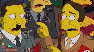 The Simpsons -  Marge kills Adolf Hitler in Berlin