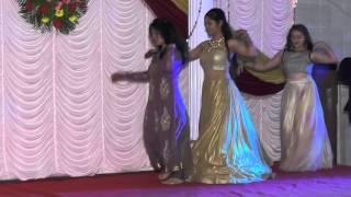 getlinkyoutube.com-Manwa Laage | Deewani Mastani | Sangeet Dance