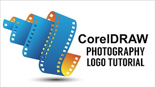 getlinkyoutube.com-3D Photography: CorelDraw Tutorial Logo Design #1
