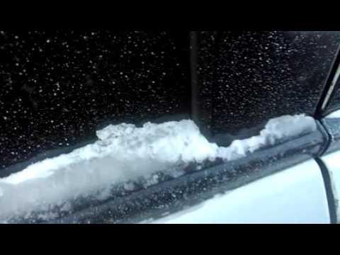 Заводим в мороз Мицубиси Динго