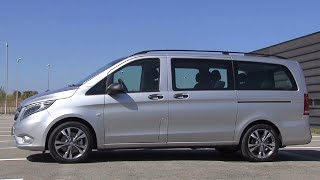 getlinkyoutube.com-2015 Mercedes Benz Vito Tourer Select 119 BlueTEC Interior and Exterior