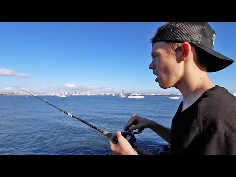 FISHING WITH CLICKBAIT!