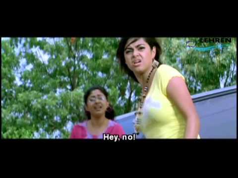 Funny Scene Vinay falls into a manhole | Vaana | Telugu Movie Scene