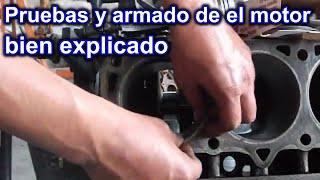 getlinkyoutube.com-COMO REPARAR UN MOTOR DE GASOLINA