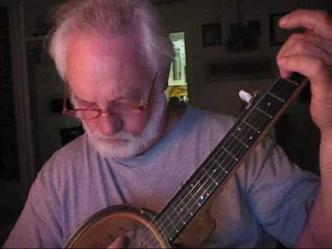Home made banjo playin' after rat rod building