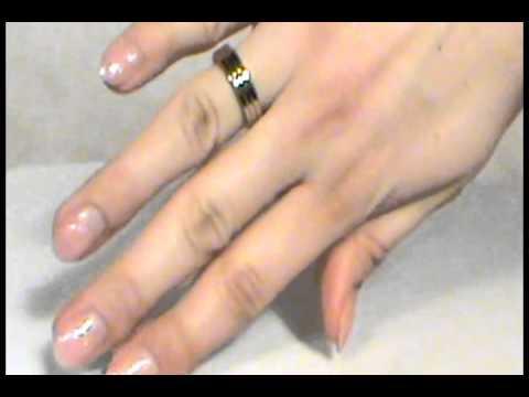 Steeel nemesacél ékszer webshop bemutató gyűrű: LRC362
