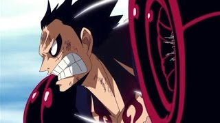 "getlinkyoutube.com-One Piece AMV | ""Get to another level"" [Gear 4]"