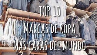 getlinkyoutube.com-Top 10 marcas de ropa más caras del mundo