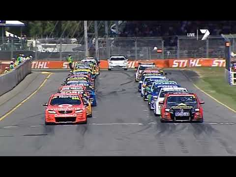 2012 Race 1 V8 Supercars Clipsal 500 Adelaide
