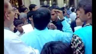 getlinkyoutube.com-Juluse e Chehlum Allahabad 2009 - Janab  Sikandar Sahab part 02