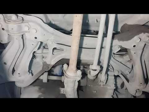 Где в Honda Концерто находятся опоры двигателя