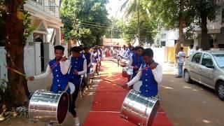 getlinkyoutube.com-Pling Beatz yeroor 9020325696                  Nasik dhol എന്നാല്  ഇങ്ങനെ േവണം