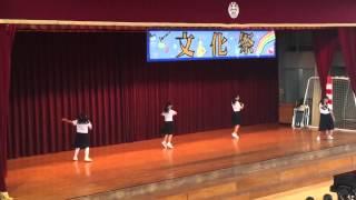 getlinkyoutube.com-文化祭 金曜日のおはよう 踊ってみた  水ドル