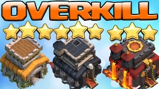 getlinkyoutube.com-333 WAR WINS STRONGEST TH8, TH9, TH10 3 Star Attack Strategies On Show | WW#5 | Clash of Clans