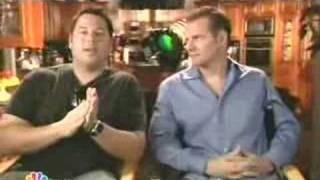 getlinkyoutube.com-Jack Coleman and Greg Grunberg presenting Company Man
