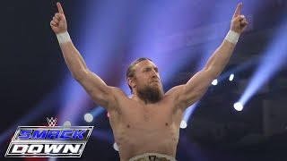 getlinkyoutube.com-Daniel Bryan's final match: Daniel Bryan & John Cena vs. Cesaro & Kidd: SmackDown, Apr. 16, 2015
