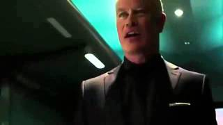 getlinkyoutube.com-Arrow Season 4 - Green Arrow vs Damien Darhk fight scene