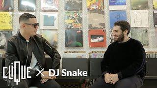 Interview de DJ Snake dans Clique