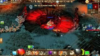 getlinkyoutube.com-Drakensang Online ~ Lordodemons vs Best Heredur Mage