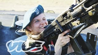 getlinkyoutube.com-Preparing for Invasion: Poland's Paramilitary Weekend Warriors