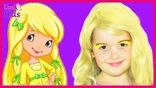 getlinkyoutube.com-Limon Kız Makyajı | Makyaj Yapma Teknikleri | UmiKids