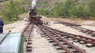 getlinkyoutube.com-Threlkeld Quarry - Narrow Gauge Railway Gala 2013