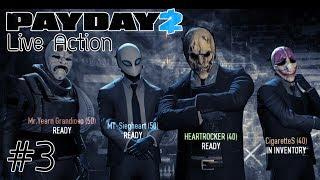 getlinkyoutube.com-[Live Action] PAYDAY 2 - ปล้นแหลกแหกค่าย #3