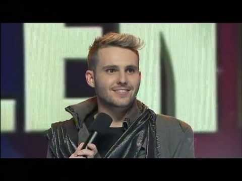 Pip - Comic Illusionist - Semi Final Australia's Got Talent 2012 [FULL]