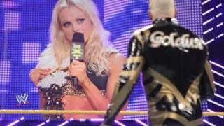 getlinkyoutube.com-WWE NXT: Goldust confronts Aksana about their wedding
