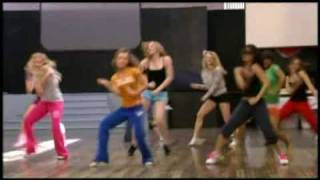 getlinkyoutube.com-(HQ)High School Musical 3 Movie Surfers - Dance Rehearsals
