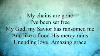 getlinkyoutube.com-Amazing Grace (My Chains are gone) w/o vocal