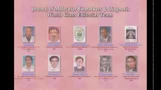 Journal of Molecular Biomarkers & Diagnosis Video