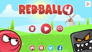 getlinkyoutube.com-Red Ball 4 Android Gameplay