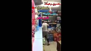 getlinkyoutube.com-الشهيد فادي علون يمزح مع صاحب البقالة هههه الله ير