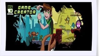 getlinkyoutube.com-Ben 10 Omniverse Game Creator - Cartoon Network Oyunları