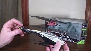 getlinkyoutube.com-Air Hogs - Axis 300X - Review and Flight