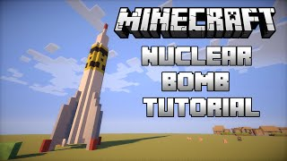 getlinkyoutube.com-Minecraft: NUCLEAR BOMB EXPLOSION Finale (1.8.4) May 2015