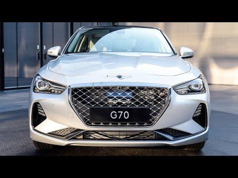 Hyundai Genesis G70 | NEW Sport Premium Sedan
