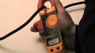 getlinkyoutube.com-How-To use a clamp-on ammeter